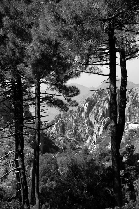 Photo des Calanches de Piana, Corse