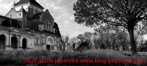 Basilique de Fontaine lès Dijon - Maison natale de Saint Bernard