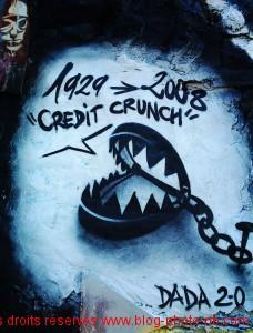 Credit(s) runch(s) : la crise vue par Dada 2.0