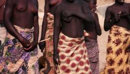 Photo couleur de femmes africaines - Cameroun