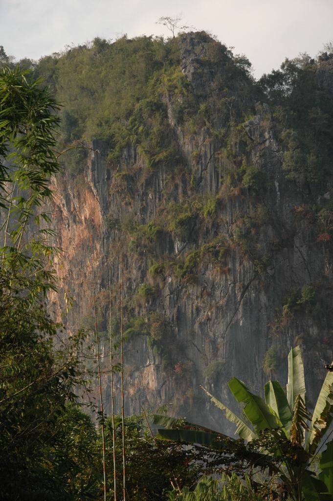 Et pendant ce temps là au nord Laos