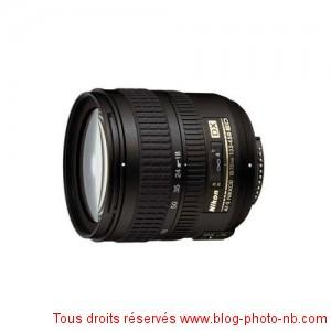 Objecti Nikon 18-70mm  f/3.5-4.5G AF-S DX Nikkor