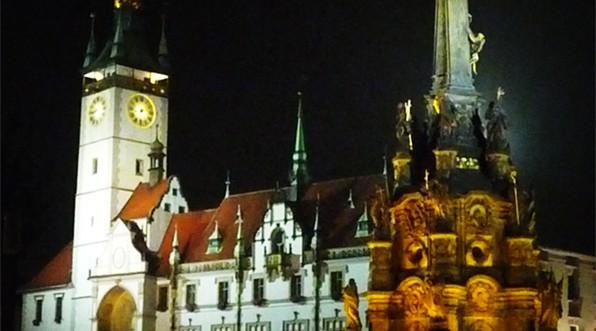 Photo couleur Olomouc en Moravie, République Tchèque