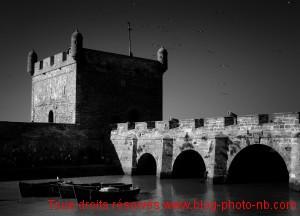 Skala du port d'Essaouira (ex Mogador) - Maroc