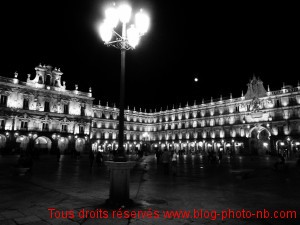 Plaza Mayor by night - la plus belle place d'Espagne, Salamanque