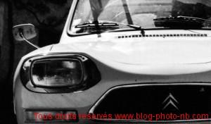 Vieille voiture Citroën